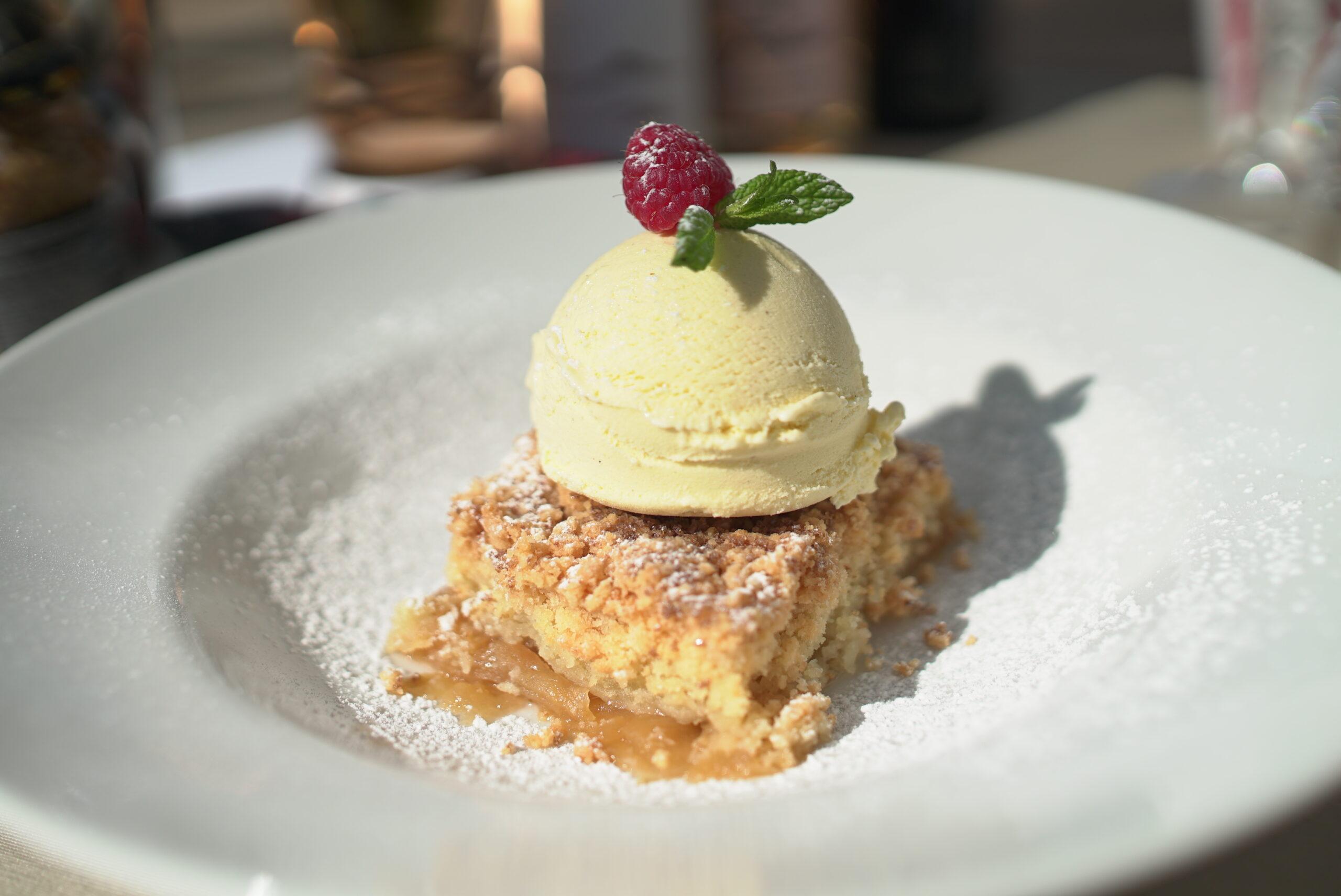 Dessert - Apple Crumble