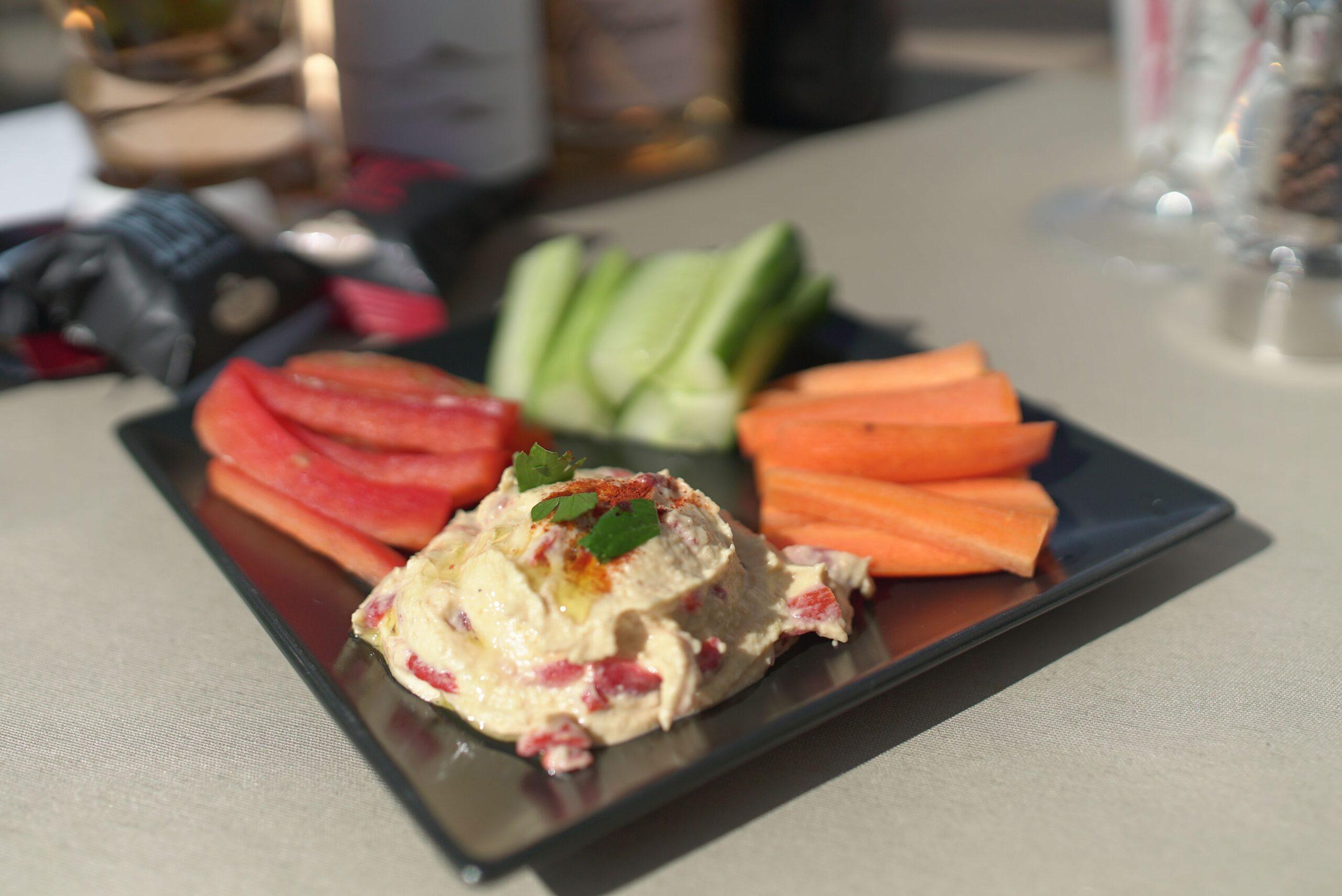 Starter - Hummus