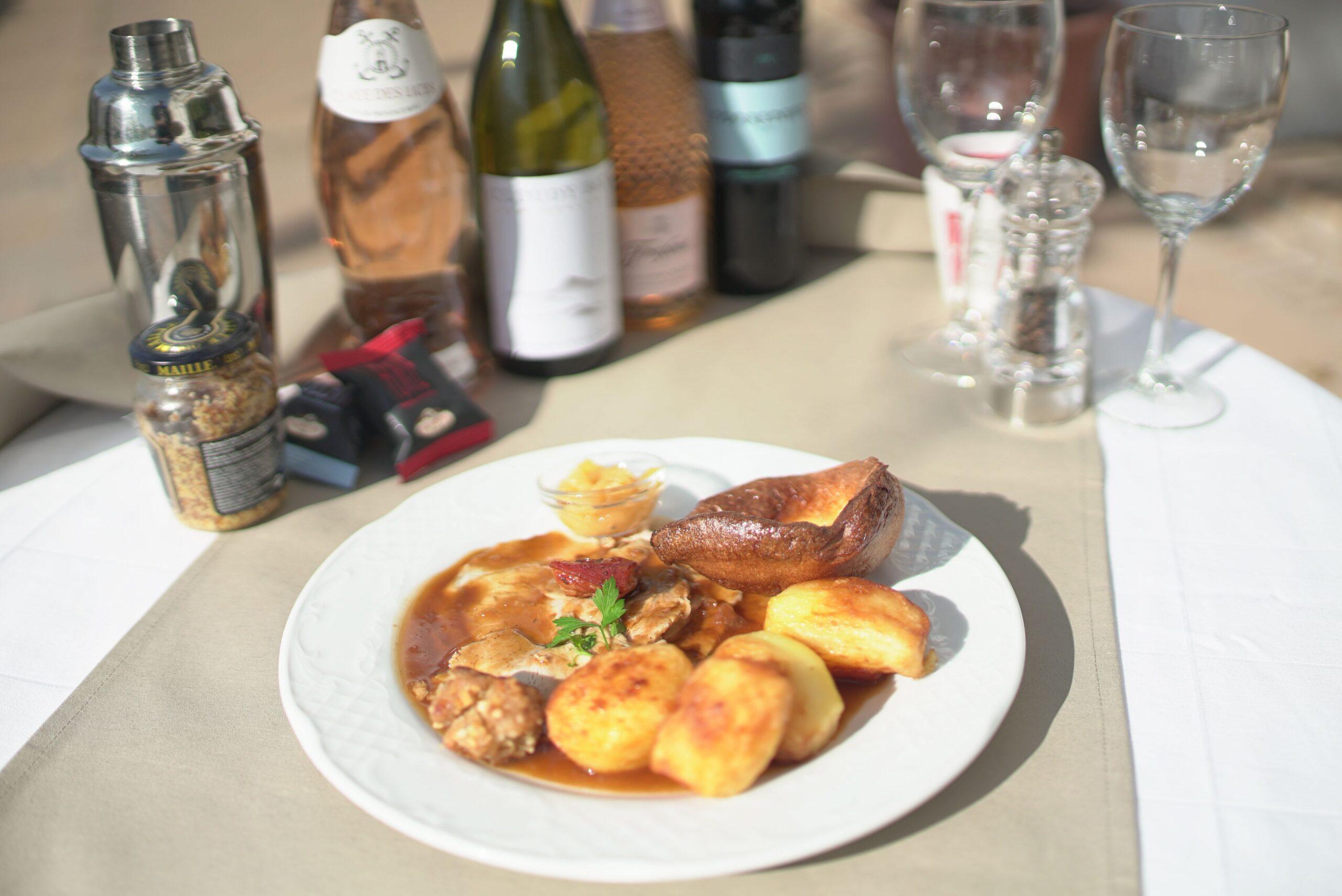 Main - Roast Pork